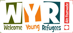 Logo: Welcome Young Refugees